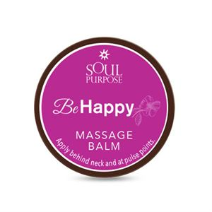 Picture of Be Happy Massage Balm - 0.5 oz